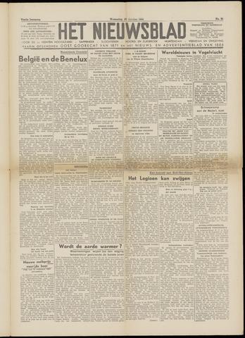 Het Nieuwsblad nl 1949-10-26
