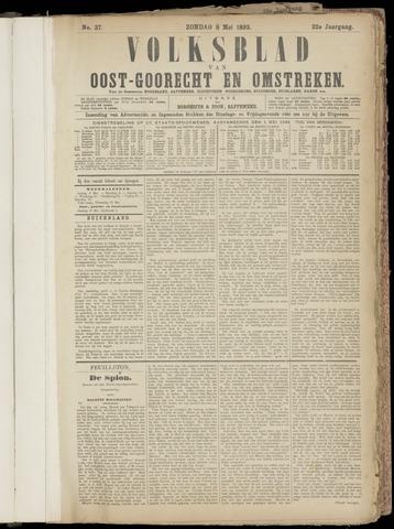 (Volksblad) Oost-Goorecht en Omstreken nl 1892-05-08