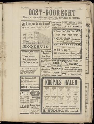 (Volksblad) Oost-Goorecht en Omstreken nl 1939-01-14