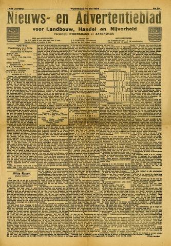 Nieuws- en Advertentieblad, Sappemeer nl 1934