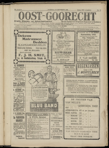 (Volksblad) Oost-Goorecht en Omstreken nl 1925-09-19