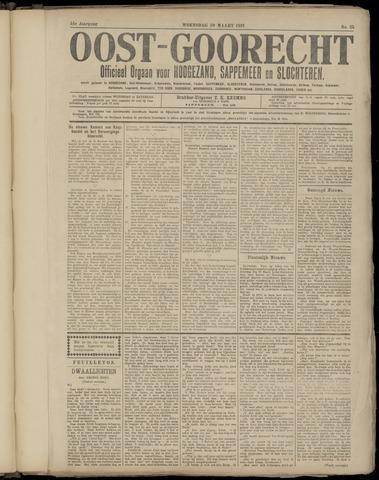 (Volksblad) Oost-Goorecht en Omstreken nl 1921-03-30