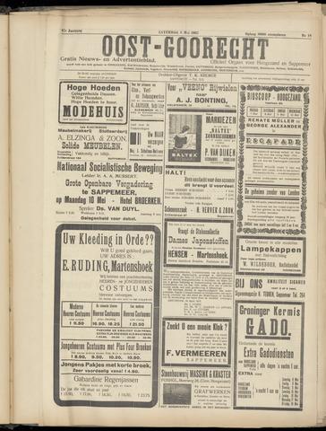 (Volksblad) Oost-Goorecht en Omstreken nl 1937-05-08