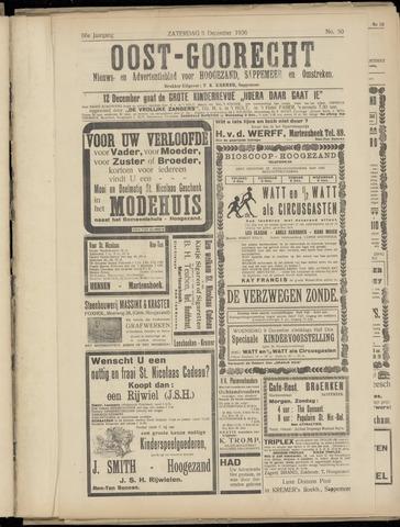 (Volksblad) Oost-Goorecht en Omstreken nl 1936-12-05