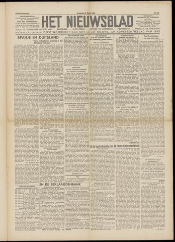 Het Nieuwsblad nl 1949-04-09