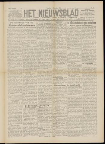 Het Nieuwsblad nl 1949-11-05