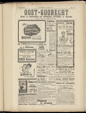 (Volksblad) Oost-Goorecht en Omstreken nl 1937-04-03