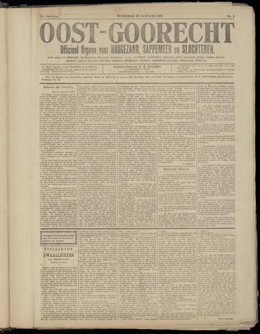 (Volksblad) Oost-Goorecht en Omstreken nl 1921-01-19