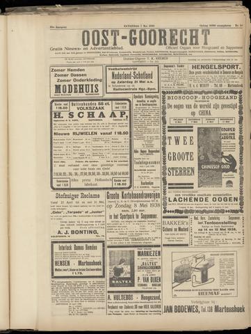 (Volksblad) Oost-Goorecht en Omstreken nl 1938-05-07