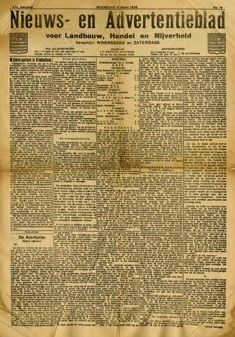 Nieuws- en Advertentieblad, Sappemeer nl 1935