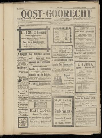 (Volksblad) Oost-Goorecht en Omstreken nl 1924-07-05