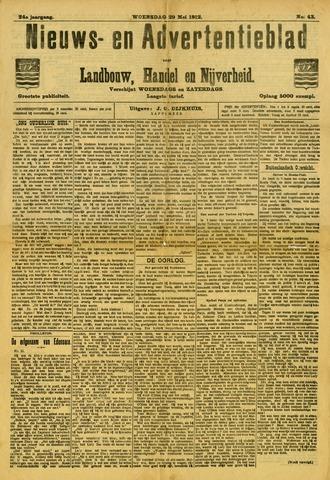 Nieuws- en Advertentieblad, Sappemeer nl 1912-05-29