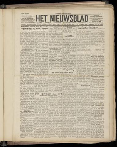 Het Nieuwsblad nl 1947-11-05