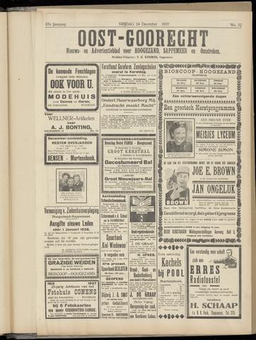 (Volksblad) Oost-Goorecht en Omstreken nl 1937-12-24