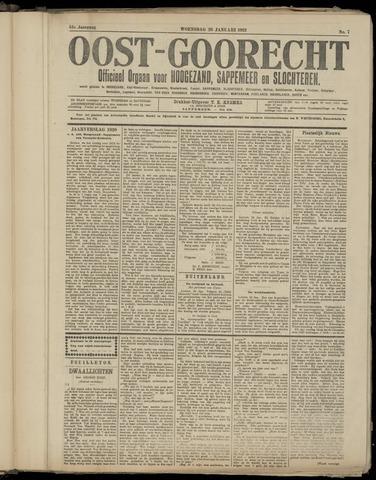 (Volksblad) Oost-Goorecht en Omstreken nl 1921-01-26
