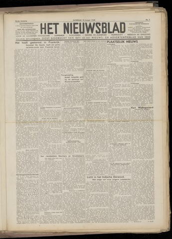 Het Nieuwsblad nl 1948-01-10