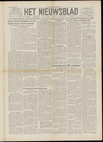 Het Nieuwsblad nl 1949-02-19