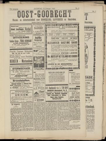 (Volksblad) Oost-Goorecht en Omstreken nl 1940-02-10
