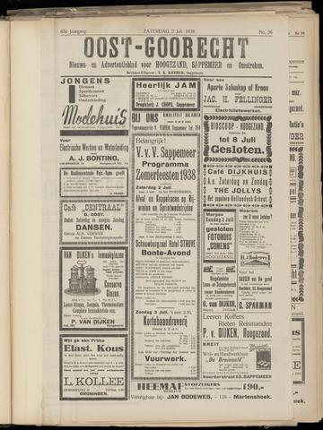(Volksblad) Oost-Goorecht en Omstreken nl 1938-07-02