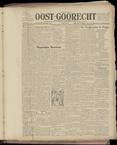 (Volksblad) Oost-Goorecht en Omstreken nl 1946-04-27