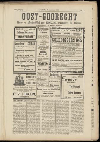 (Volksblad) Oost-Goorecht en Omstreken nl 1936-08-08