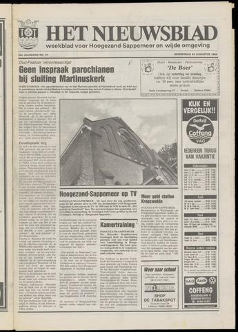 Het Nieuwsblad nl 1989-08-24