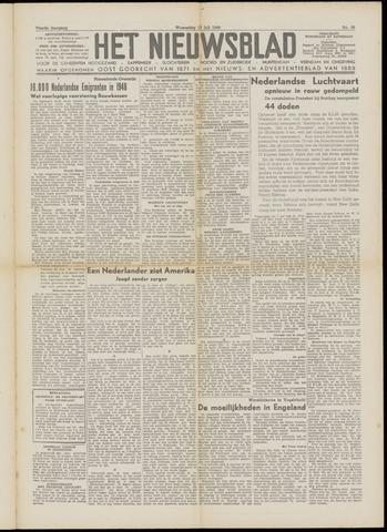 Het Nieuwsblad nl 1949-07-13