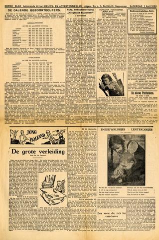 Nieuws- en Advertentieblad, Sappemeer nl 1939-04-01