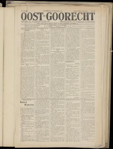 (Volksblad) Oost-Goorecht en Omstreken nl 1941-09-06