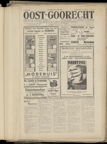 (Volksblad) Oost-Goorecht en Omstreken nl 1941-05-24