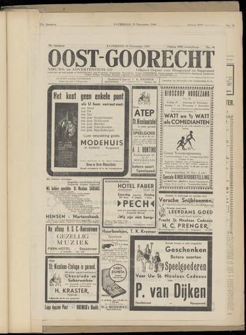 (Volksblad) Oost-Goorecht en Omstreken nl 1940-11-30