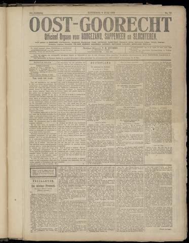 (Volksblad) Oost-Goorecht en Omstreken nl 1921-07-09