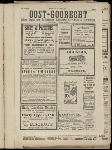 (Volksblad) Oost-Goorecht en Omstreken nl 1926-04-10