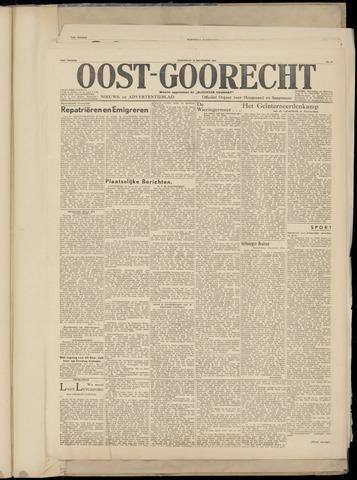 (Volksblad) Oost-Goorecht en Omstreken nl 1945-12-12