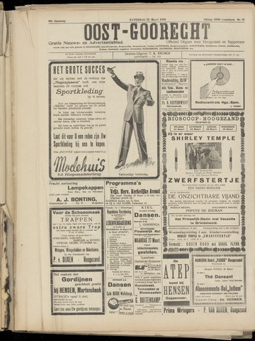 (Volksblad) Oost-Goorecht en Omstreken nl 1939-03-25
