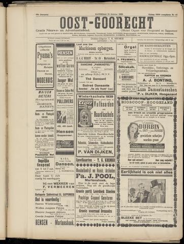 (Volksblad) Oost-Goorecht en Omstreken nl 1939-10-28