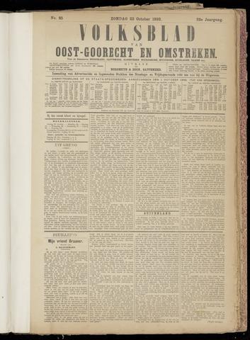 (Volksblad) Oost-Goorecht en Omstreken nl 1892-10-23