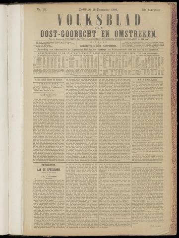 (Volksblad) Oost-Goorecht en Omstreken nl 1892-12-18
