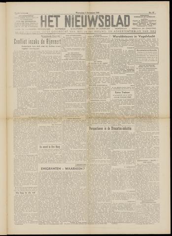 Het Nieuwsblad nl 1949-11-02