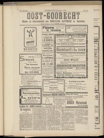 (Volksblad) Oost-Goorecht en Omstreken nl 1938-12-10
