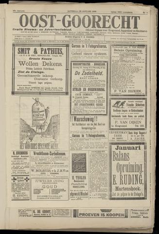 (Volksblad) Oost-Goorecht en Omstreken nl 1926-01-23