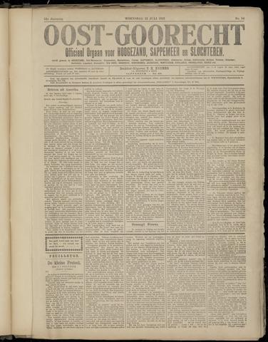 (Volksblad) Oost-Goorecht en Omstreken nl 1921-07-13