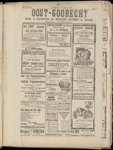 (Volksblad) Oost-Goorecht en Omstreken nl 1939-01-28