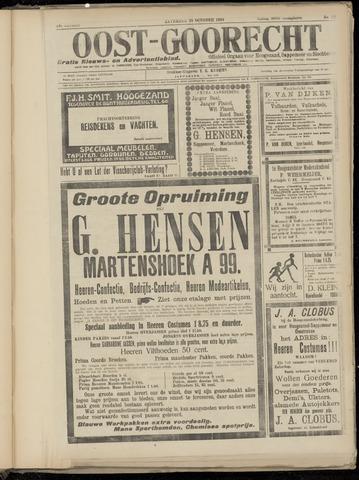(Volksblad) Oost-Goorecht en Omstreken nl 1924-10-18