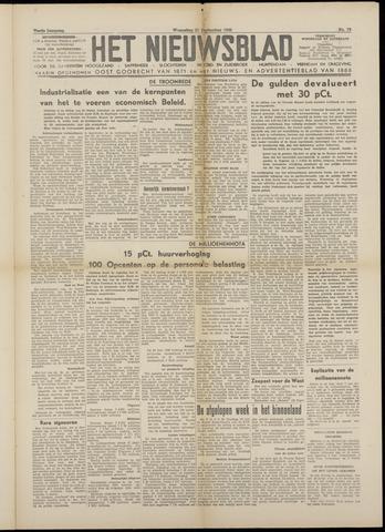 Het Nieuwsblad nl 1949-09-21