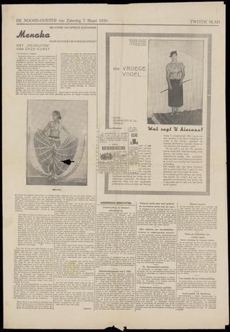 Nieuws- en Advertentieblad, De Noord-Ooster nl 1936-03-07