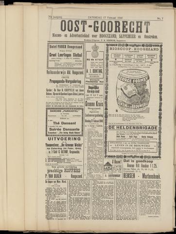 (Volksblad) Oost-Goorecht en Omstreken nl 1940-02-17
