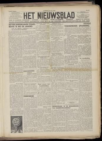 Het Nieuwsblad nl 1947-08-23