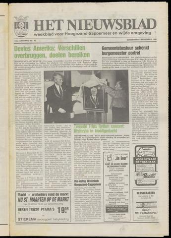 Het Nieuwsblad nl 1989-11-09