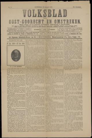 (Volksblad) Oost-Goorecht en Omstreken nl 1915